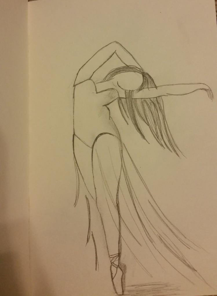 sketch dancer