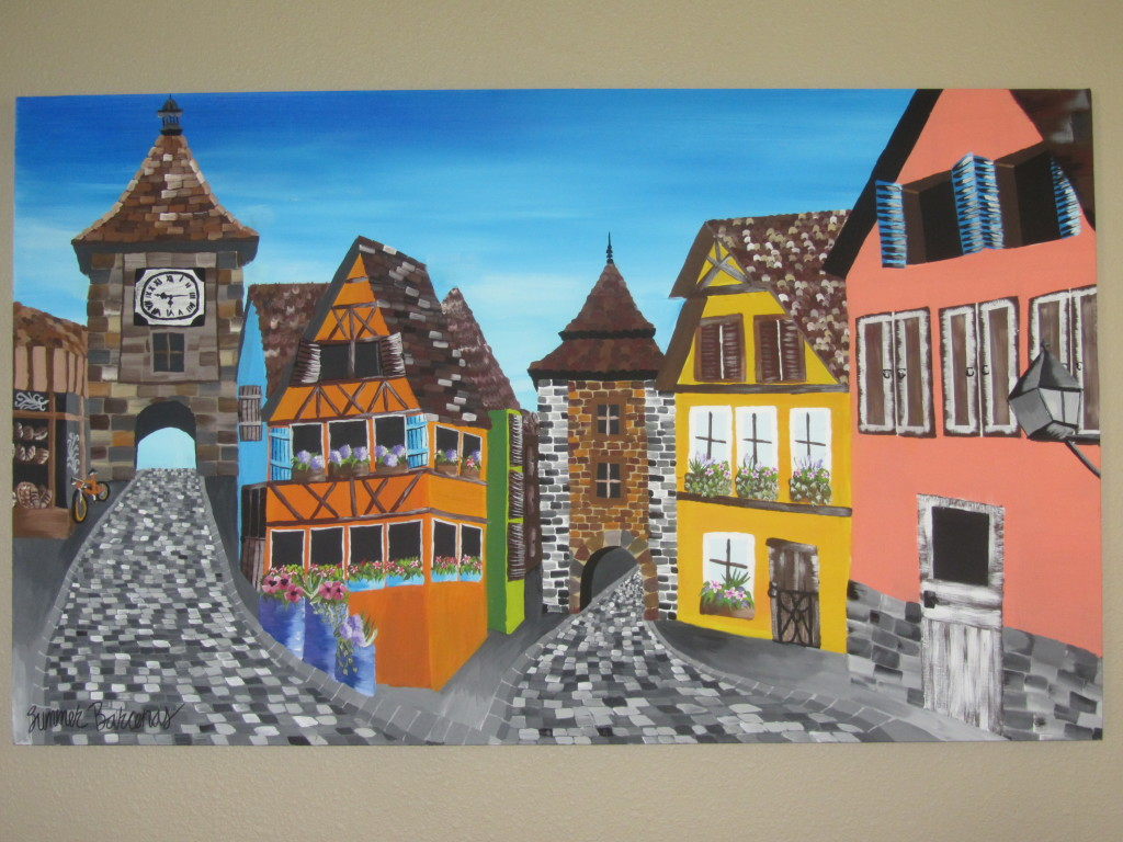 Germany painting