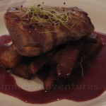 Pork with red wine Alma Flamenca