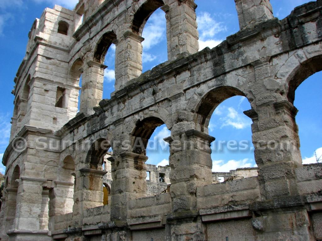 Colosseum Spain architecher