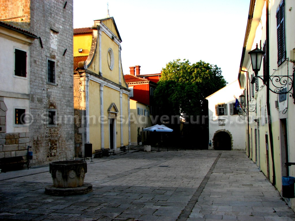 Croatia Village