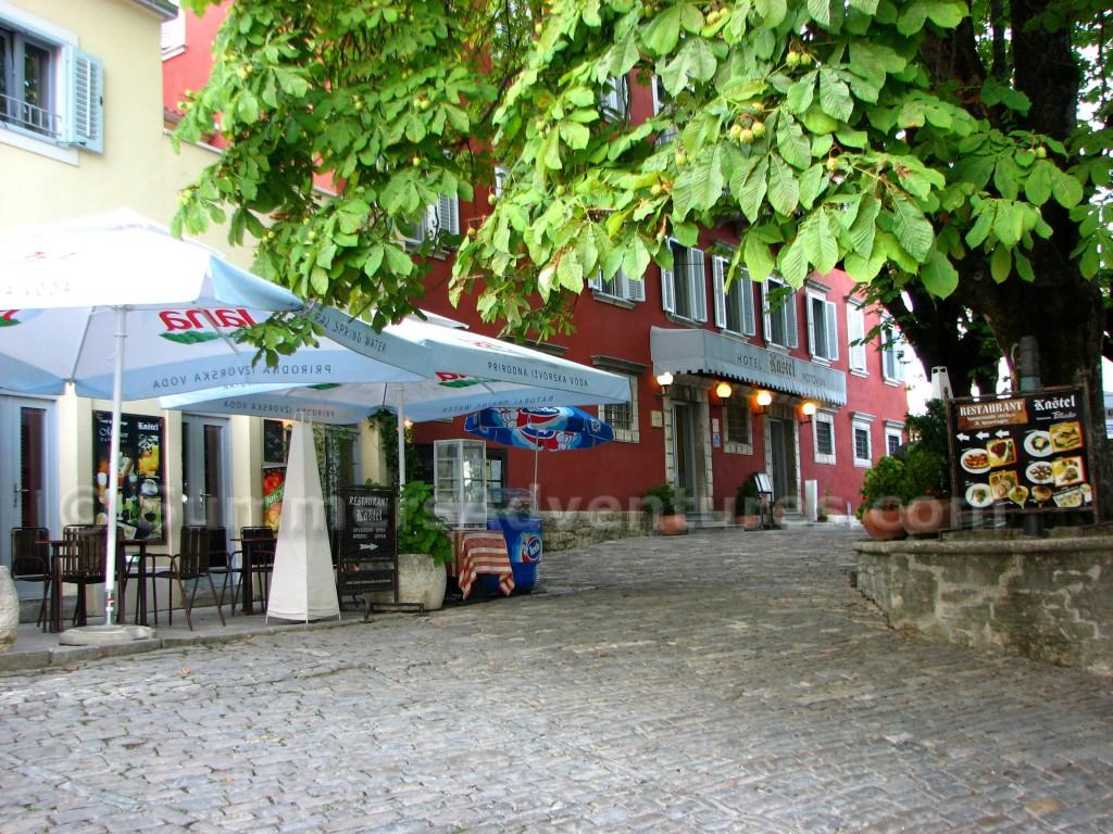 Motovun Hotel Croatia