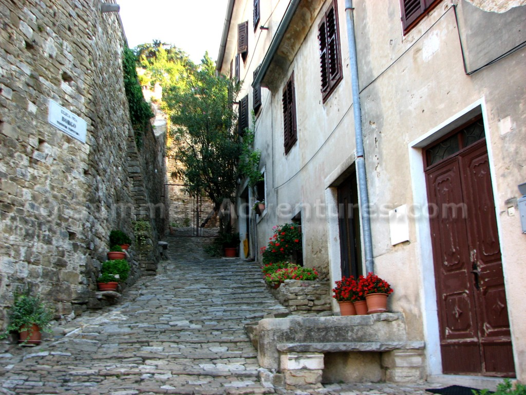Motovun village