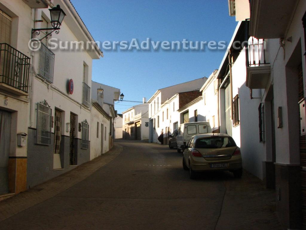 Spaniish Village