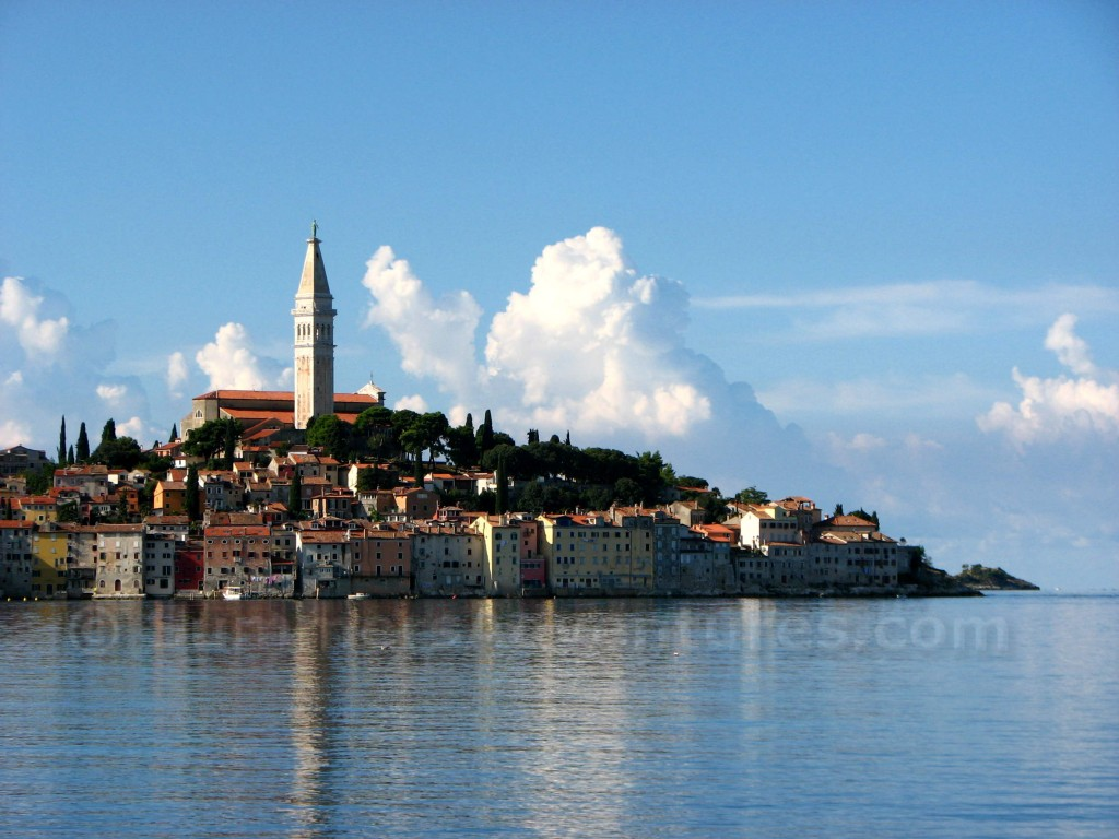 Croatia through my eyes rovinj boat tour