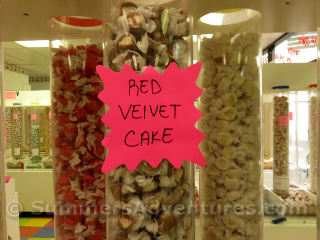 Red Velvet Cake Taffy