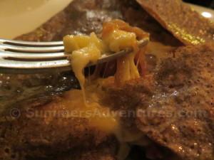 raclette crepe