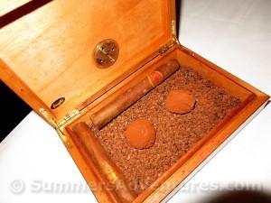 cigar truffles